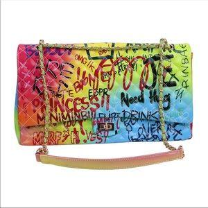 Handbags - Large Graffiti Bag